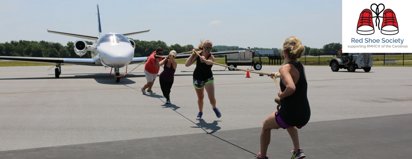 2019 Red Shoe Society Plane Pull Presented by Corley Plumbing Air Electric